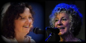 Sue Wighton and Mary Brettell