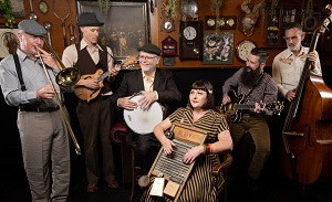 Melody Graves and the Hokum Redemption