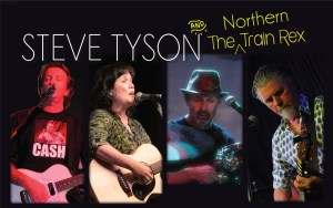 Steve Tyson and the Northern Train Rex