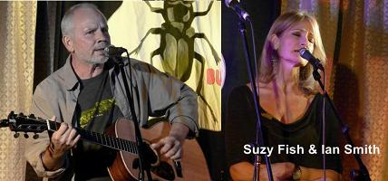 Suzy Fish and Ian Smith